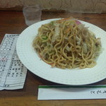 元祖ぴかいち - 皿うどん(大盛)
