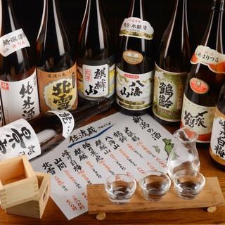 【日本酒のこだわり】こだわりの新潟銘酒の数々