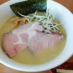 竹麺亭 - 料理写真:2018-10-03
