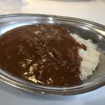 カレーショップ インデアン - 料理写真:インデアンカレー