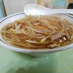 中華料理 タカノ - たっぷりなもやし餡