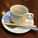 93938427 - ドリンクセット(+税込280円)のコーヒー
