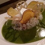美味これくしょん神田倶楽部 - 緑だ。