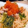 イタレリ屋ツクセリ屋 - 料理写真:海の幸の冷たいパスタ