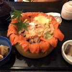 魚心亭 -