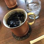 星乃珈琲店 - ドリンク写真:アイスコーヒー
