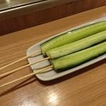 秋吉 - 料理写真:きゅ~り~♪(*≧з≦)