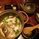 93943122 - 真鯛の釜戸炊き銅鍋ご飯