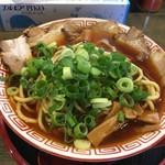 中華そば 麺屋 7.5Hz - 中華そば~中~٩( 'ω、' )¥730円・:*+.:+