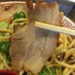中華そば 麺屋 7.5Hz - 焼豚あっぷd(*^ω、^*)۶