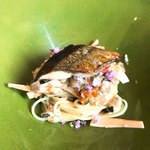 クッチーナ イタリアーナ ガッルーラ - 秋刀魚(シェアサイズ)