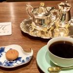 ミヤビ - 本日のおすすめcoffee