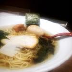イツワ製麺所食堂 - 塩ラーメン