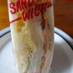 パン工房 麦の里 - 料理写真:サンドイッチ