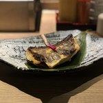 koshitsuizakayakaisenrobatayakikuukai - 黒むつの西京焼き