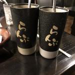 珈琲屋らんぷ - アイスコーヒー×2
