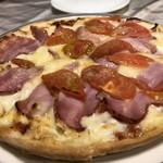 みらの - ベーコンチーズピザ