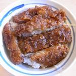 桔梗家 - 料理写真:元祖ソースかつ丼 800円
