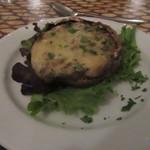 93954325 - 椎茸のチーズ乗せグリル