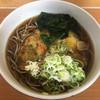 高幡そば - 料理写真:かきあげそば420円