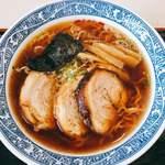 しな喜 - 料理写真:Aラーメン690円
