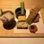 江戸蕎麦 僖蕎 -