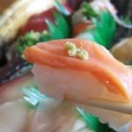 九州すし市場 - 黒ミル貝