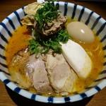 雨は、やさしく - 白肝煮干しSPECIAL辛味噌(1120円)