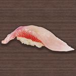 すしざんまい - 金目鯛 1個198円(税別)