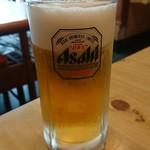 隆福 - 生ビール。