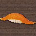 すしざんまい - サーモン 1個98円(税別)
