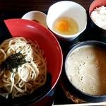 元喜神 - 鶏白湯つけ麺