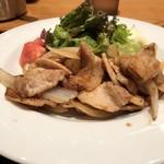 日比谷琥白 - 生姜焼