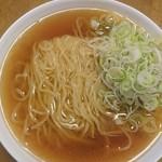 セブンイレブン - 料理写真:シンプルバージョン  麺とネギ