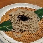 93969490 - [料理] ざる蕎麦 全景♪w