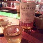 エルミタージュ - バーにはウィスキーがよく似合いますね!