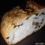 フゥ・ド・ボワ - 料理写真:ぶどうとくるみのパン