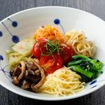 焼肉チャンピオン - 彩りナムル7種盛り合わせ