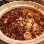 海の宴 - 麻婆豆腐