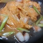 餃子の王将 - 料理写真:『極王天津飯』(税別630円)