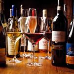 MEAT & WINE ワインホールグラマー - ソムリエ厳選のワイン