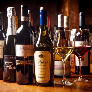ほぼ仕入れ値の特別価格ワインを注文できるお得なサービス◎