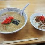 らーめんランド - 料理写真:定食サービス