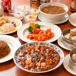 お得なコース料理で、満足行くひとときをお過ごし下さい!