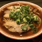中華そば 麺屋 7.5Hz - 中華そば(中)