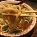 中華そば 麺屋 7.5Hz - 太麺