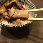 中華そば 麺屋 7.5Hz - 結構、肉厚