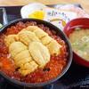 樺太食堂 - 料理写真:2018年8月 生うに丼【2808円】
