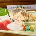 居酒屋るぱん - 料理写真:2018年8月 さしみ盛合わせ【1200円】