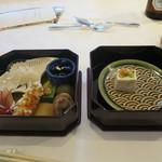和歌山マリーナシティホテル - 料理写真:先付け